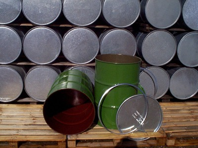 210 liters jernlågfade