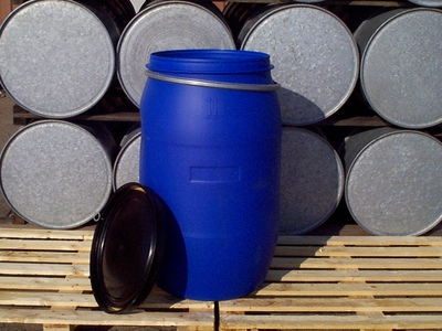 220 liters plastfade