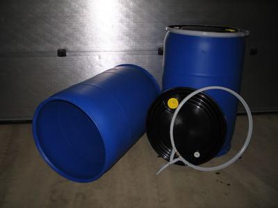 220 liters mauser plastfade reco