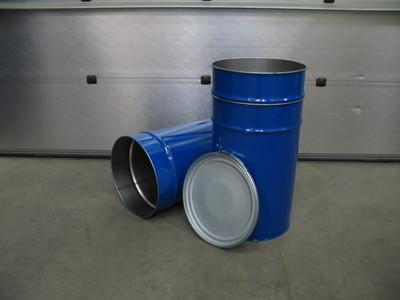 110 liters koniske jernfade