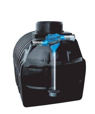 4500 liters vandtank for regnvand