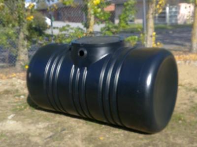 2100 liters jordtank
