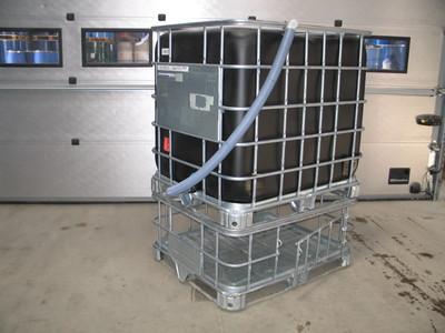 1000 liters vandtank