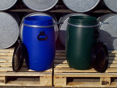 60 liters plastfade