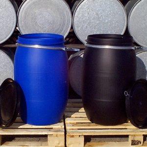120 liters plastfade