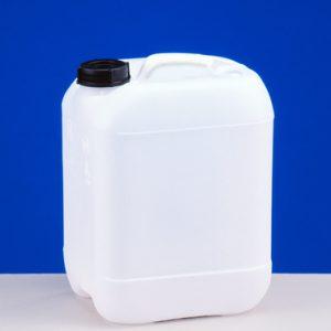 5 liters plastdunk