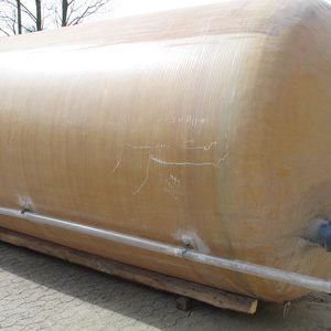 16000 liters glasfiber tank