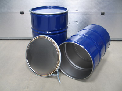 216 liters jernfade